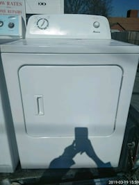 white front load clothes dryer Prince George's County, 20746