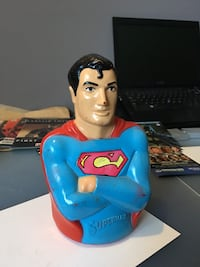 Superman Mego 1974 Piggy Bank St Albert, T8N 2B9