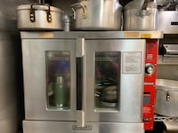 Conventional oven (gas)
