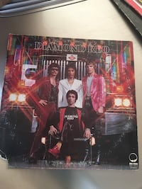Diamond Reo vinyl album Chicago, 60614