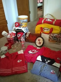 Chiefs Collectables (read all) Independence