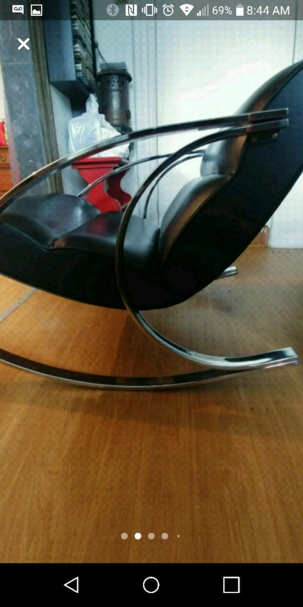 Modern Design Fauteuil.Sold Fauteuil Mid Century Modern In Montreal Letgo