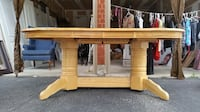 rectangular brown wooden coffee table Whitchurch-Stouffville, L4A 1L4