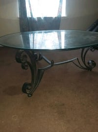 glass card table Metairie, 70003