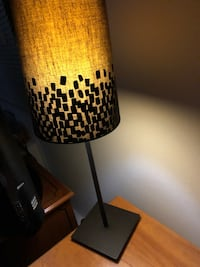 brown and black table lamp Des Plaines, 60016