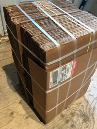 BOXES NEW cardboard boxes 12x12x4