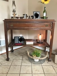 brown wooden desk with hutch Olney, 20832