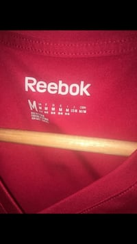 T-shirt rebook taille m