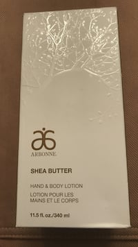 Shea Butter Hand & Body Lotion Knoxville, 37931