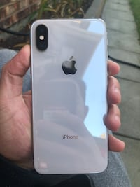 Silver Iphone X 256gb ( Perfect condition ) Vancouver, V5R 1T3