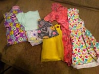Girls clothes size 4-5t Oakland, 21550