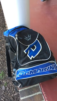 fd8c63017ef4f7 Used blue and black Nike backpack for sale in Chapel Hill - letgo