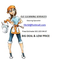 AIRBNB/VRBO cleaning services  Orlando