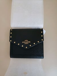NEW Coach small wallet with rivet $150+ Toronto, M5B 2L7