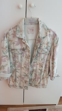 Zara denim jacket strl S
