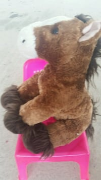 Build-A-Bear Brown Footed Horse  San Antonio, 78242