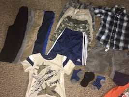 Lot #1 Adidas Bundle of Boys Clothing - 3T