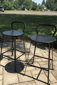 Counter height stools (2)