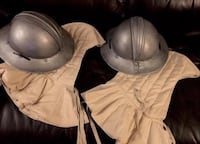 Medieval costume theatre helmets  Los Angeles, 91401