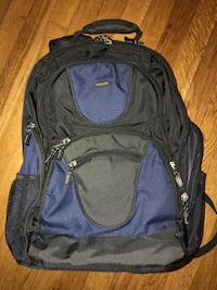 Toshiba Backpack With Padded Back-Rest and Straps