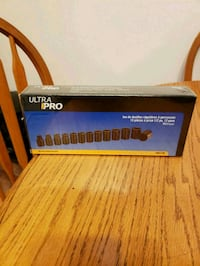 BRAND NEW NEVER OPENED 13 PIECE ULTRA PRO SOCKET S Montréal, H9H 2P5