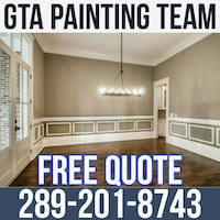 PAINTING painters house and condo l Brampton