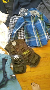 Fall, winter, and beyond: boys clothing age 4-8