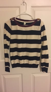 brown and black striped sweatshirt Rowland Heights, 91748