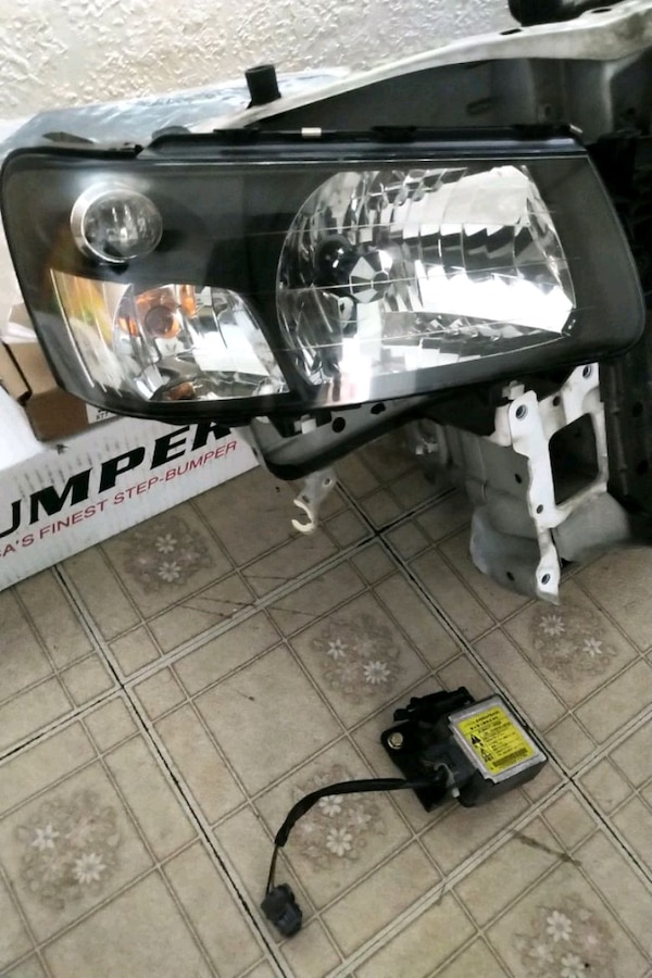 2004 Forester Jdm Headlights With