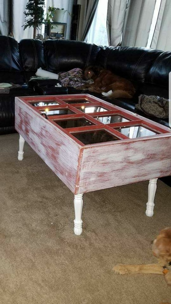 Used Shadow Box Coffee Table For Sale In Terre Haute Letgo