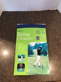 The First Tee golf swing groover brand new Manassas, 20112