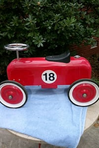 Childs Racing Car