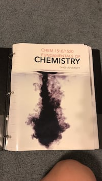 Fundamentals of Chemistry  Dumfries, 22025