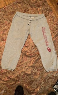 Women's Oklahoma Sweat Capri Size L Oklahoma City, 73108
