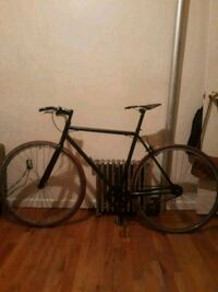 Single speed black red wheels  Bronx, 10457