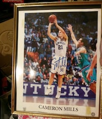 Signed Cameron Mills Picture Elizabethtown