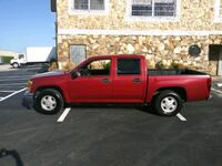 red crew cab pickup truck Fort Lauderdale, 33334
