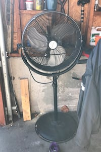 Powered fan Bolton, L7E 1R2
