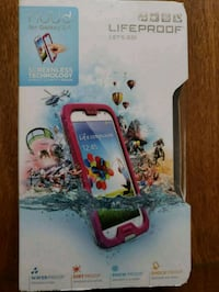 LifeProof phone case for Galaxy S4 Schenectady, 12309