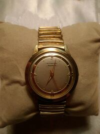 WITTNAUER automatic man watch wintage 10k gold filled Montréal, H3H 1E1
