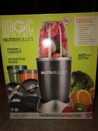 Magic bullet NutriBullet North Las Vegas, 89031