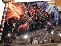 MG 1/100 Gundam Exia Dark Matter Model Kit 27 km