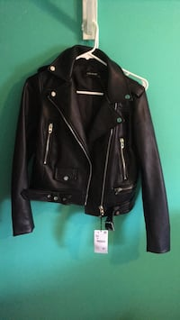 Leather jacket Mississauga, L5M 6A7