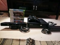 Xbox360 2 controllers 14 games good condition Brantford, N3T 5L5