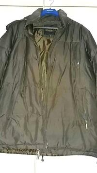 grå zip-up windbreaker غوتنبرغ, 415 21