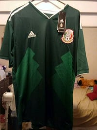 Mexico Jersey Whittier