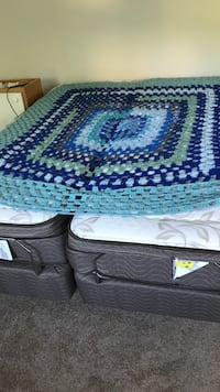 Hand crocheted Afghan  Newport News, 23606