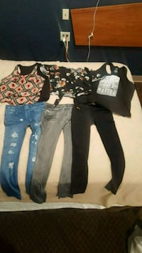 Girls Large Clothes Las Cruces