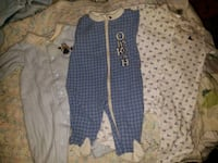 Perfect lot for new born baby boys 0-3m  Mississauga, L4T 3M9