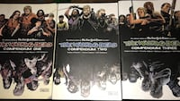The walking dead compendium 1-3 comic issues 1-144 $60 Firm For All
